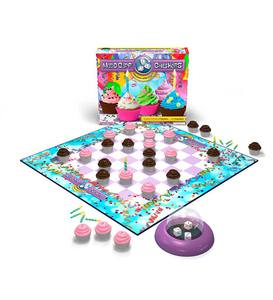 Cupcake Checkers Game
