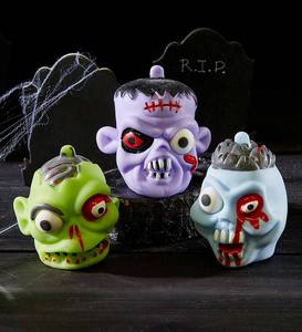 Eye-Popping Zombies, Set of 3