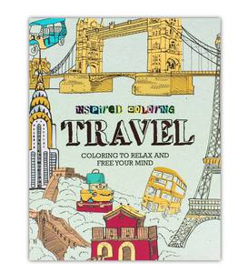 Inspired Coloring: Travel