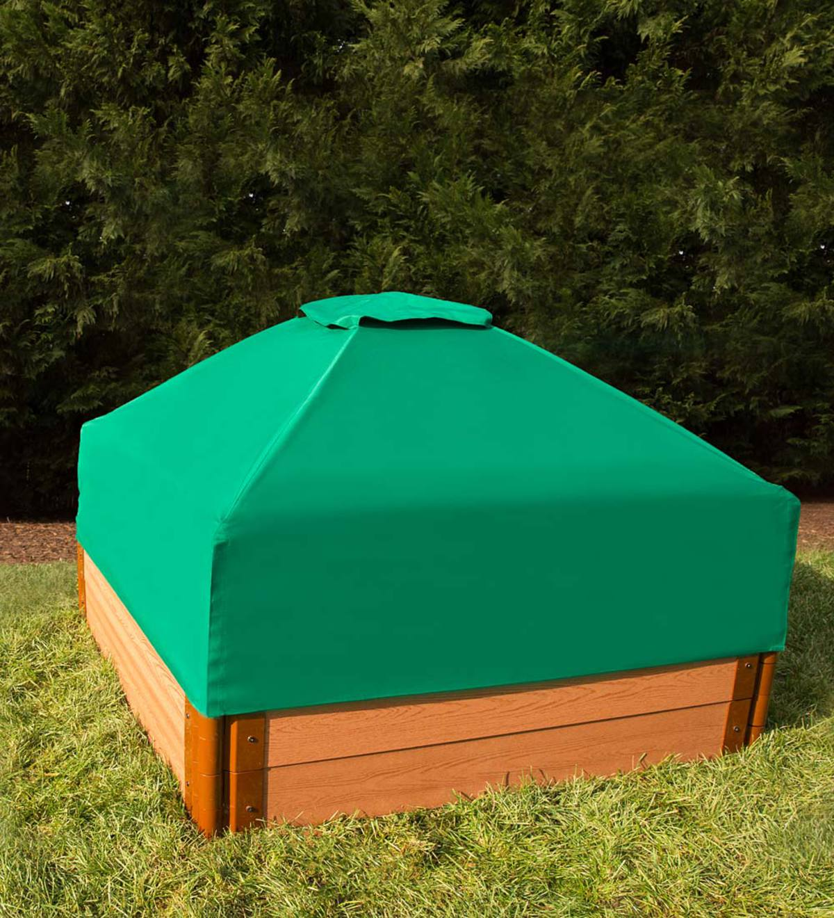 Square Sandbox Canopy/Cover