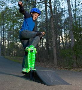 Night Fire™ Light-Up Skateboard