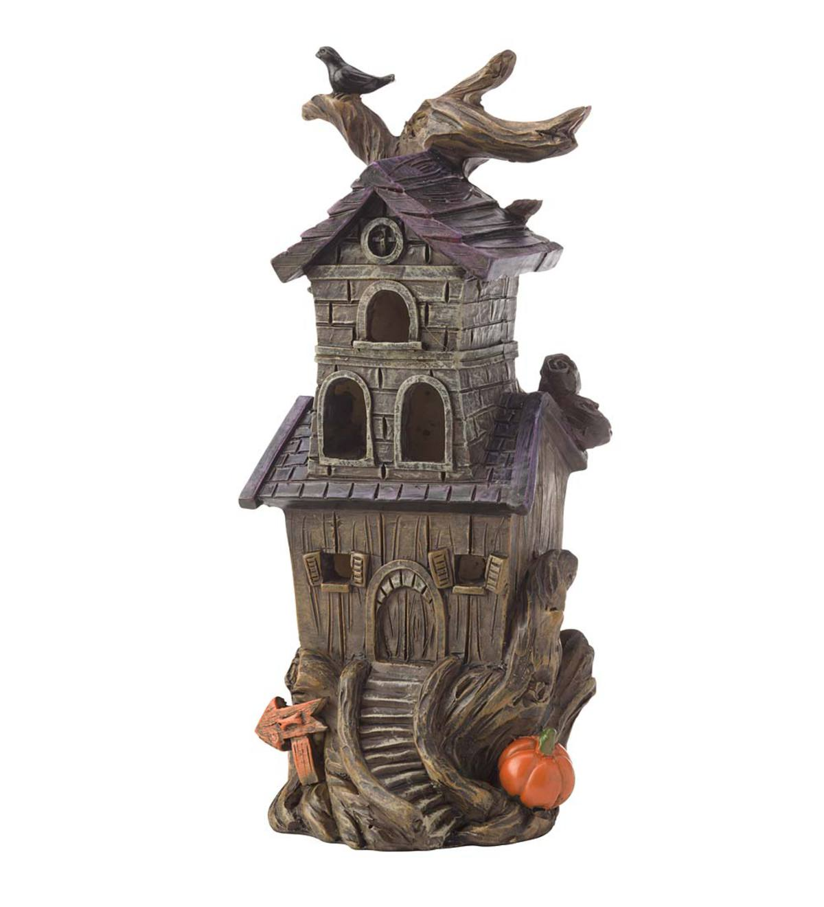 Resin Haunted House