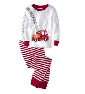 Fire Truck Pajamas