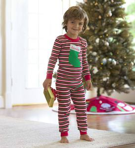 Personalized Stocking Pajamas