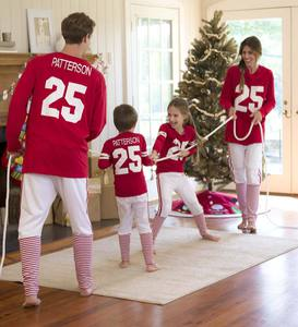 Personalized Football Pajamas