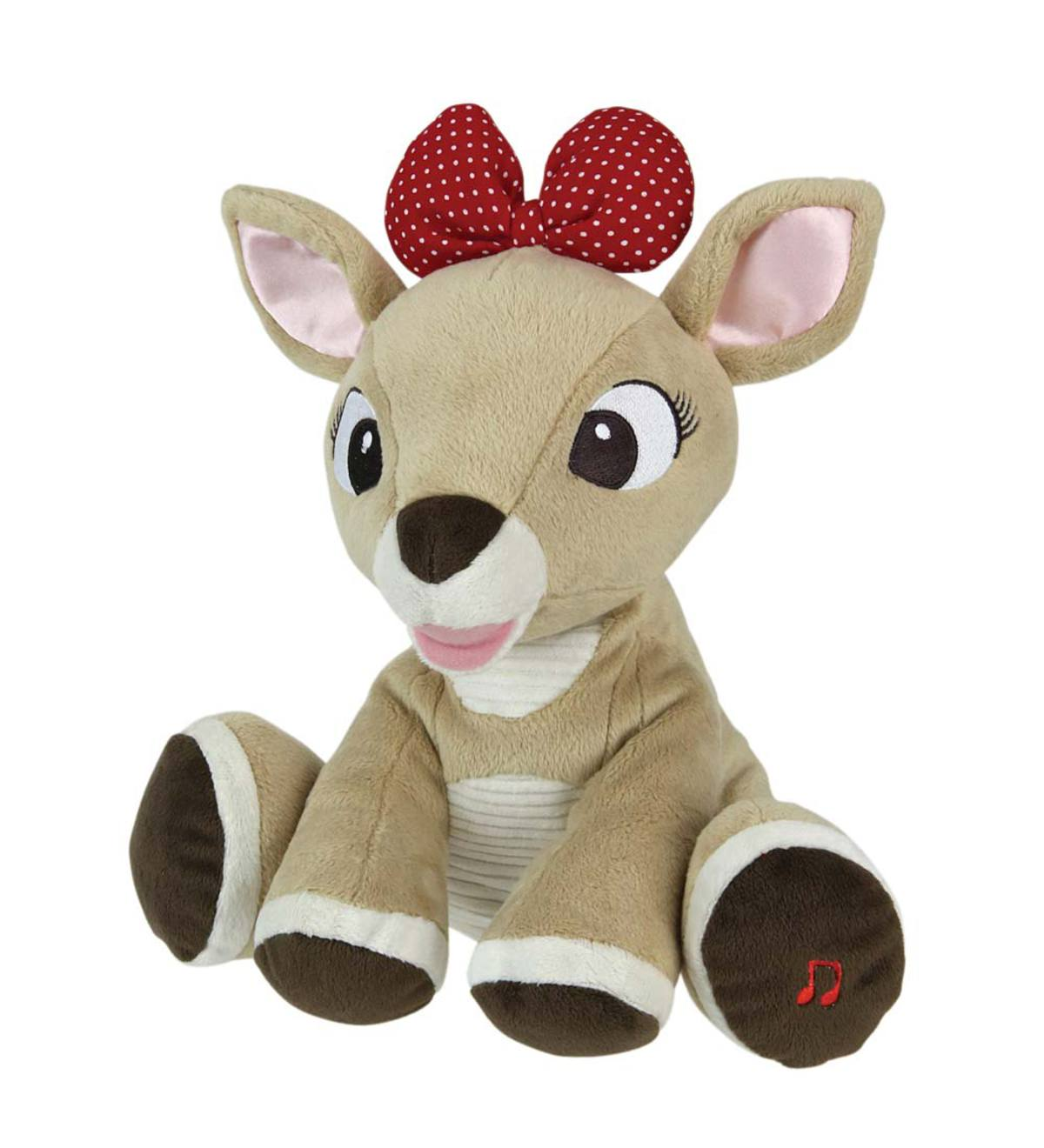 Musical Clarice Plush