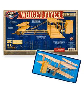 The Wright Flyer Aeroplane Building Kit
