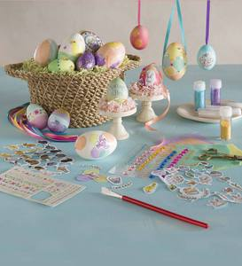 Crafty Creations Egg Decoupage Decorating Kit