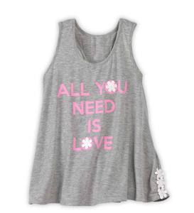 All You Need is Love Swing Tank Top