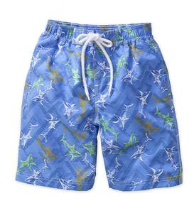 Multi Shark Swim Trunks