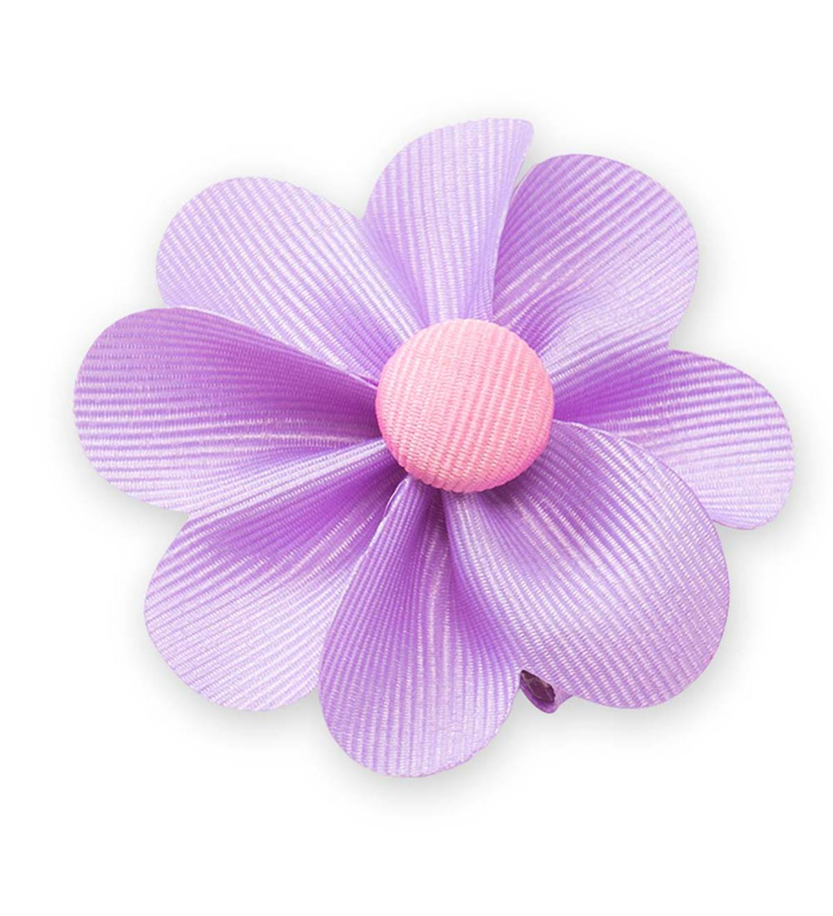 Sweetheart Flower Clip - Lavender - ONE