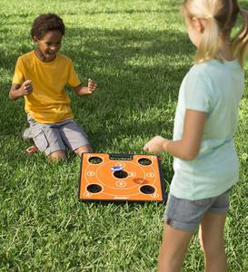 Five-Hole Washer Toss
