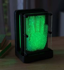 Light-Up LED Pin Art