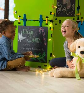 Set of Two Chalkboard Fantasy Fort Kits Special