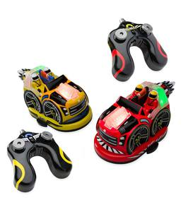 Light-Up RC Bumper Cars (set of 2)