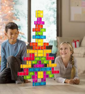 Light-Up Puzzle Blocks