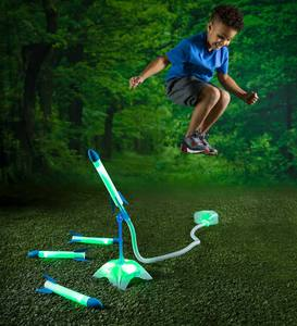 NightZone® Ignition Light-Up Stomp Rockets