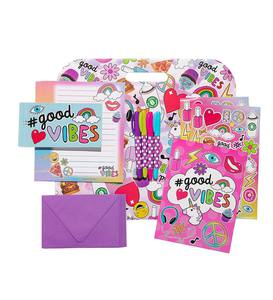 Good Vibes Super Stationery Set