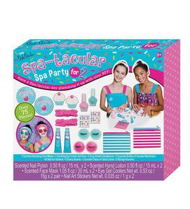 Spa-Tacular Party for Two