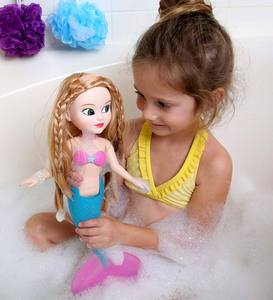 My Mermaid and Me Doll