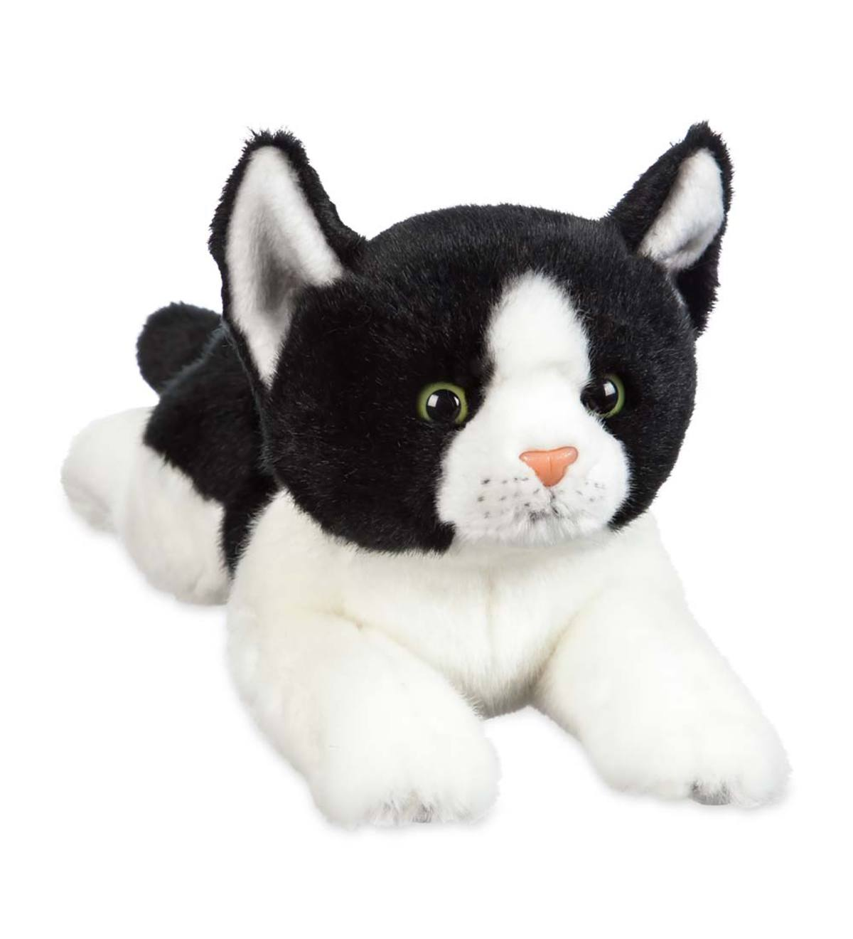 Tuxedo Cat Stuffed Animal