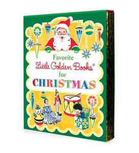 Favorite Little Golden Books for Christmas