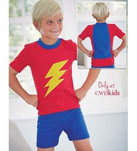 Super Hero PJs