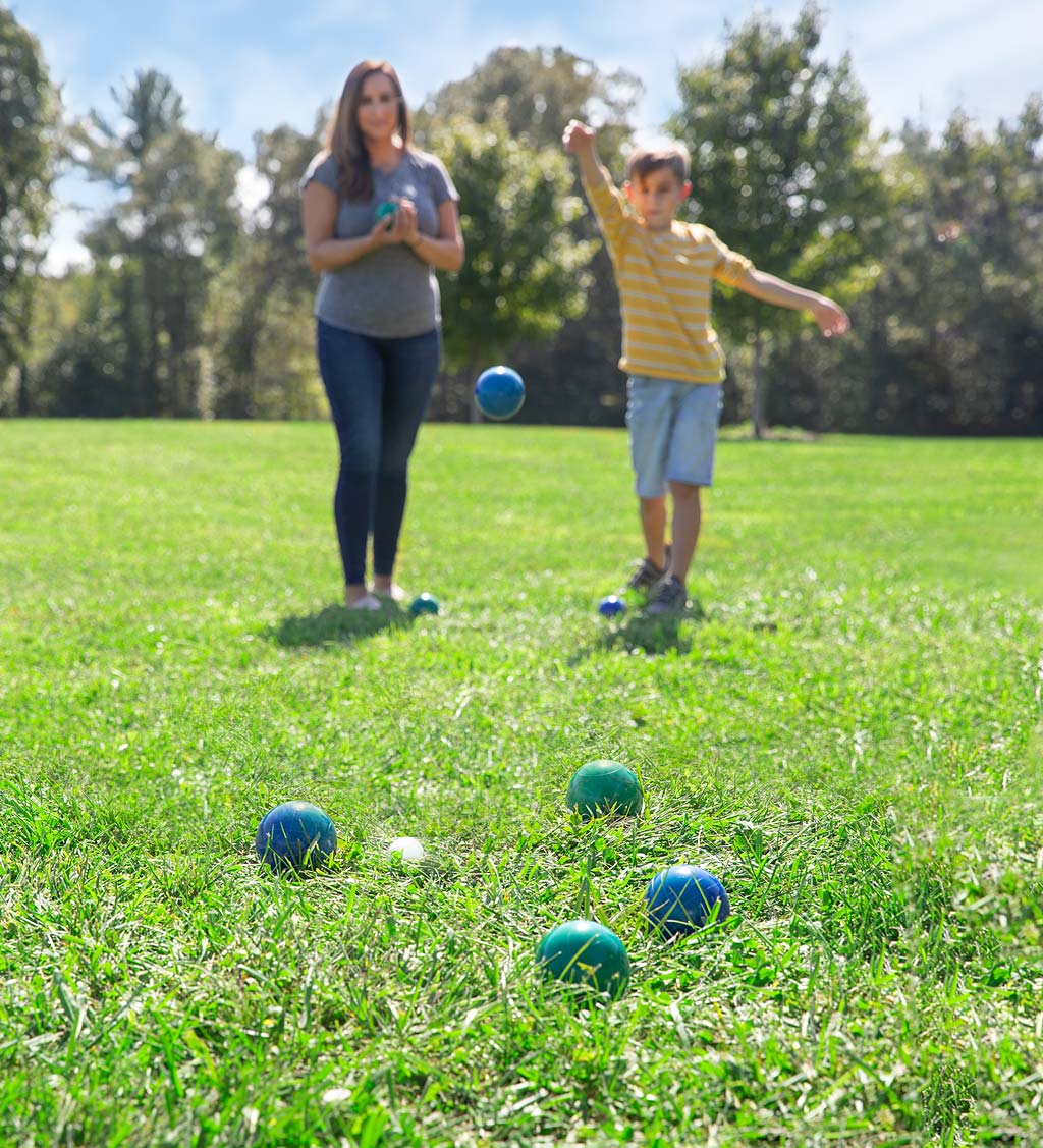 Bocce Ball Lawn Bowling Game Set | View All Videos | Other | HearthSong