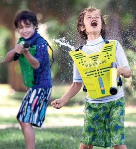 Extreme Water Tag Outdoor Game