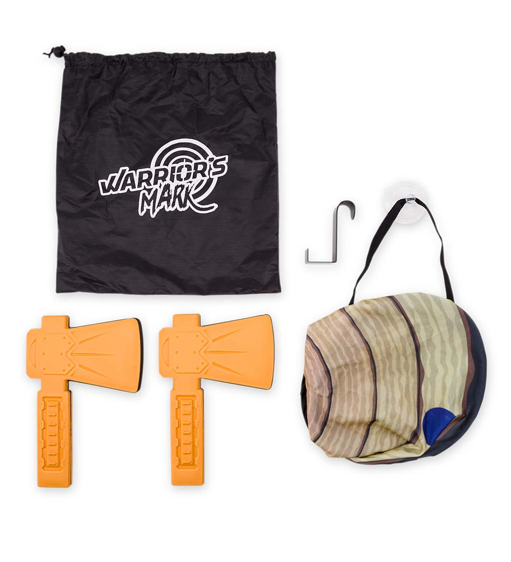 Foam Axe-Throwing Game