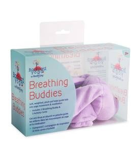 Yoga Breathing Buddies - Wiggles the Bunny