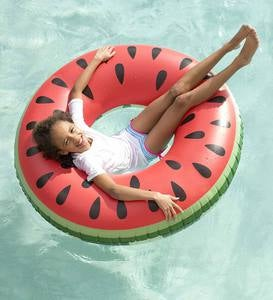 Giant Watermelon Pool Float