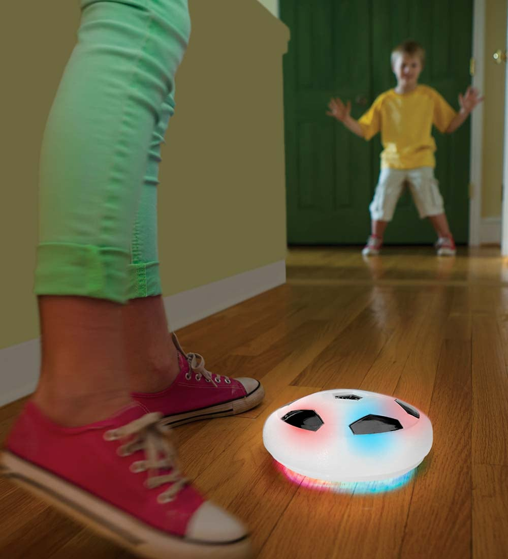 Light-Up Air Hover Soccer Disc