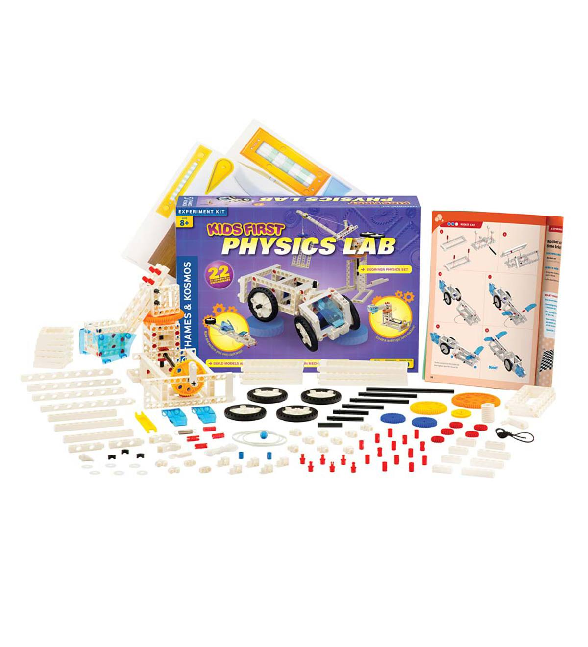 Kids' First Physics Lab   10 years old   Ages   HearthSong