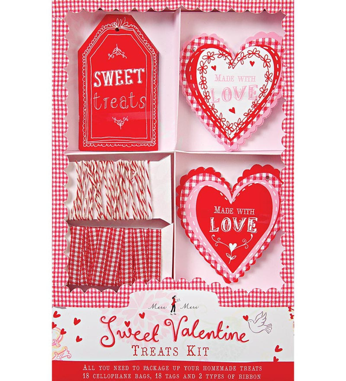 Sweet Valentine Treat Kit