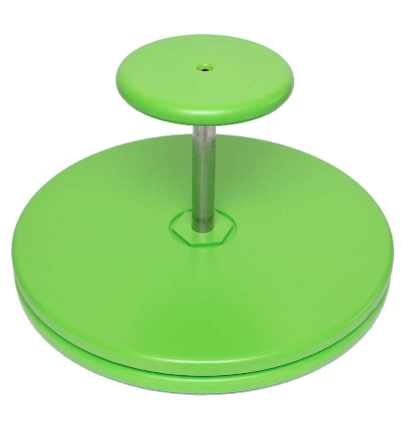 Whizzy Dizzy Spinner - Green