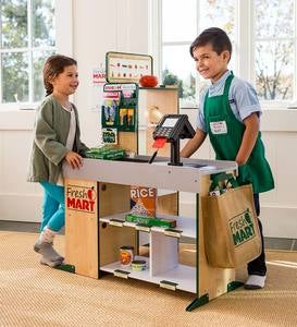 Fresh Mart Pretend Play Grocery Store