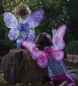LED Twinkling Fairy Wings