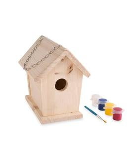 Color Pops® Paint-Your-Own Birdhouse