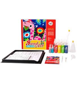Sand Art Kit - Night Scene