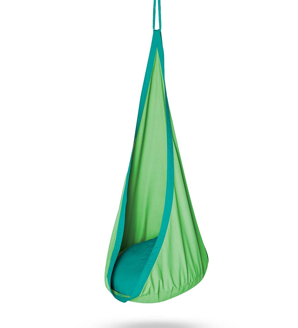 HugglePod® Indoor/Outdoor Canvas Hanging Chair