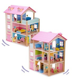 Imagine My Place® Dollhouse Go Round