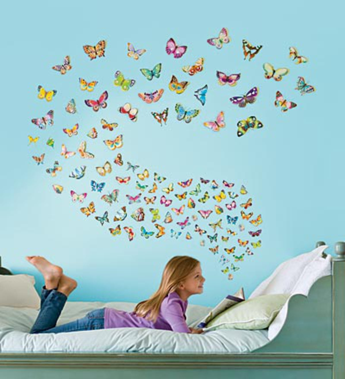 3d butterfly wall stckers wall decors wall art wall.htm flight of the butterflies wall stickers hearthsong  flight of the butterflies wall stickers