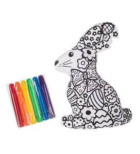Color Your Own Easter Treat Bunny