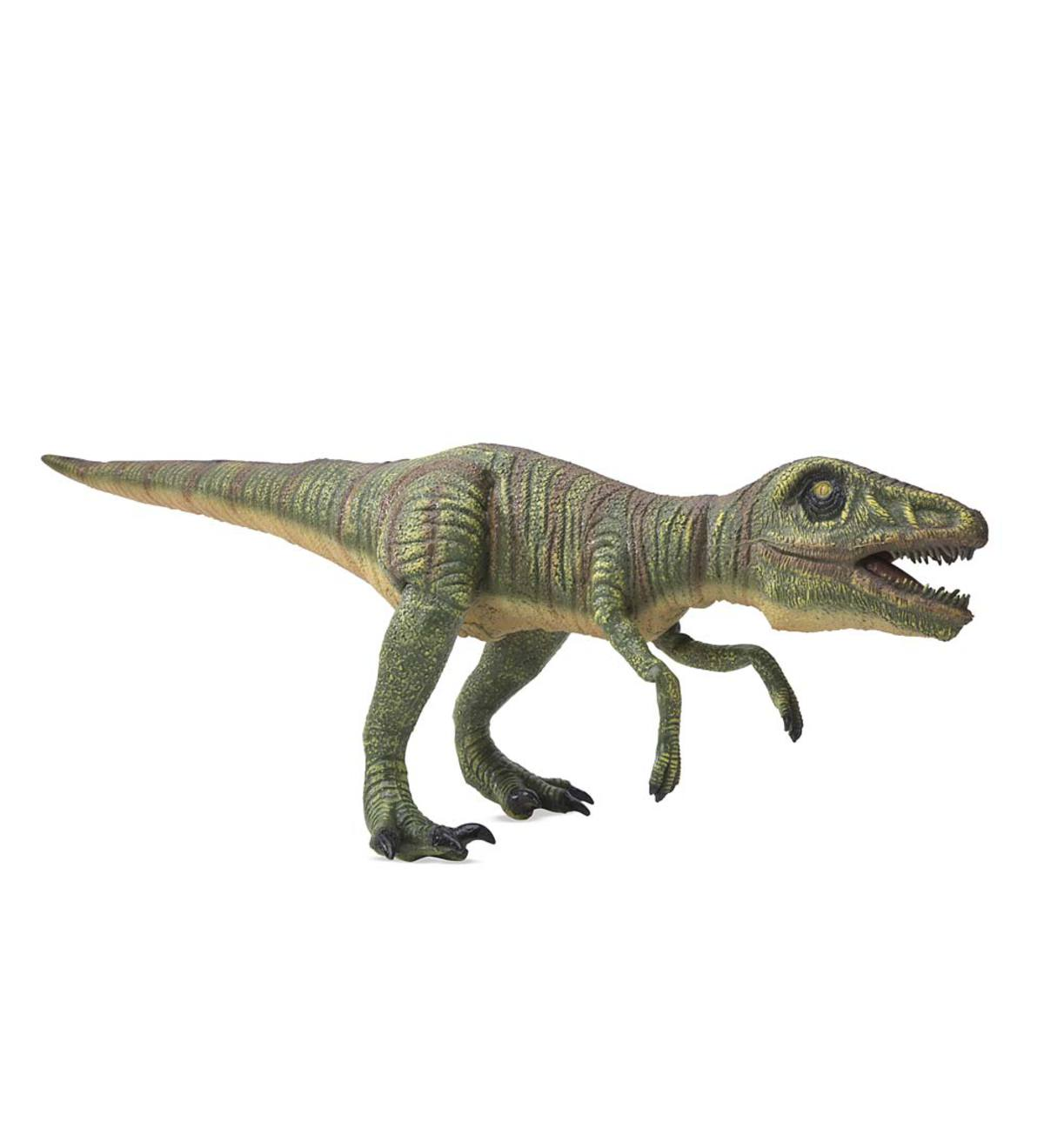 Giant Posable Velociraptor<strong> </strong>Natural Latex Dinosaur