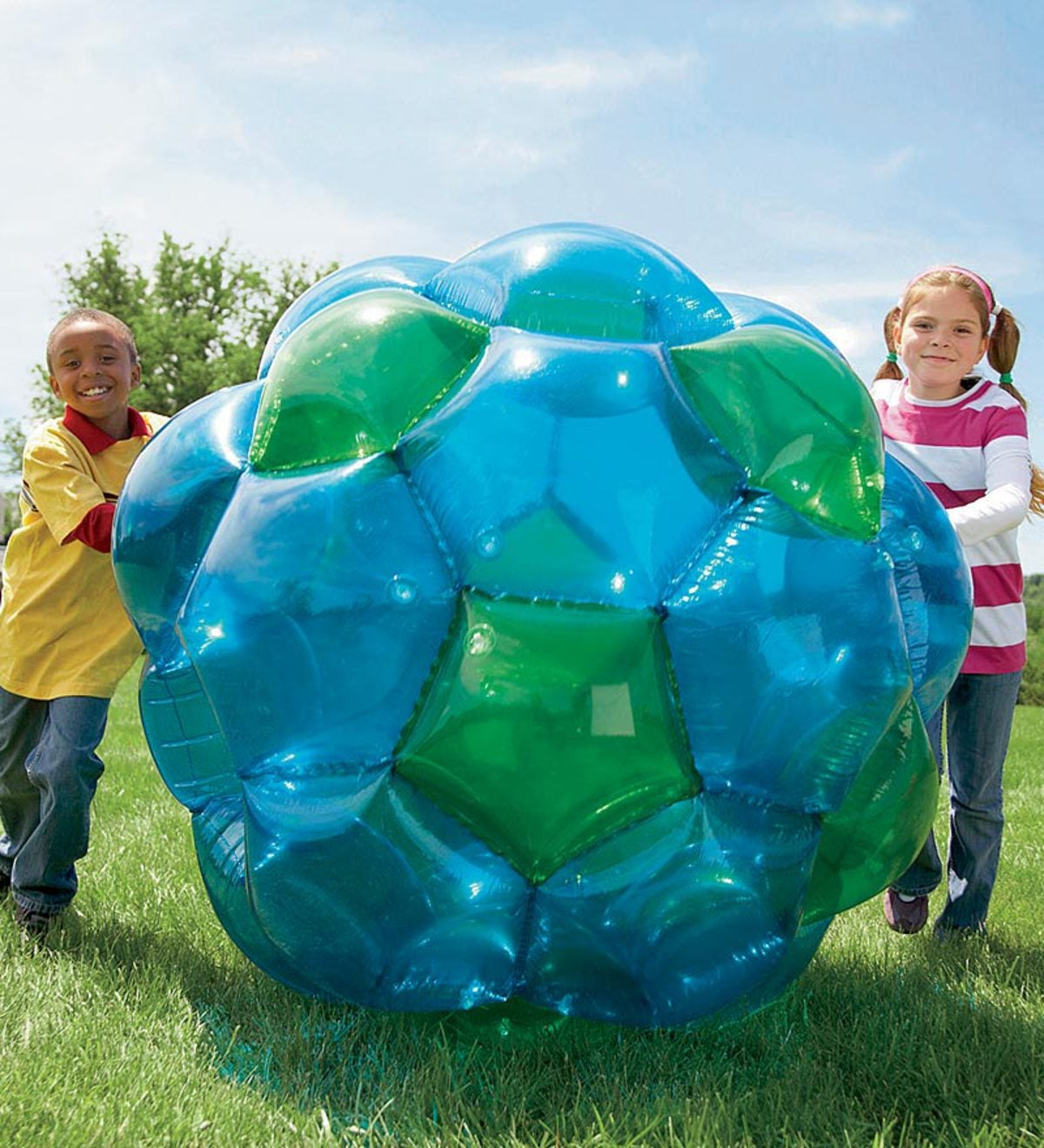 52' Giant Buddy Bumper Ball