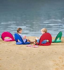Portable 5-Position Folding Chair