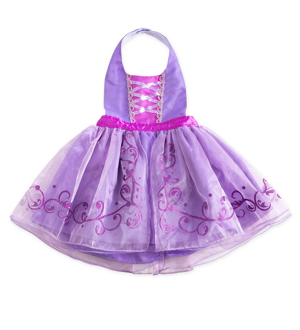 Flower Princess Dress Up Apron