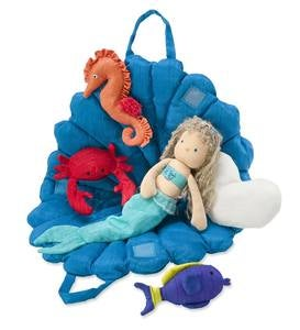 Mermaid and Friends Play Set