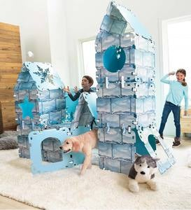 32-Piece Frozen Igloo Fantasy Fort™ Special
